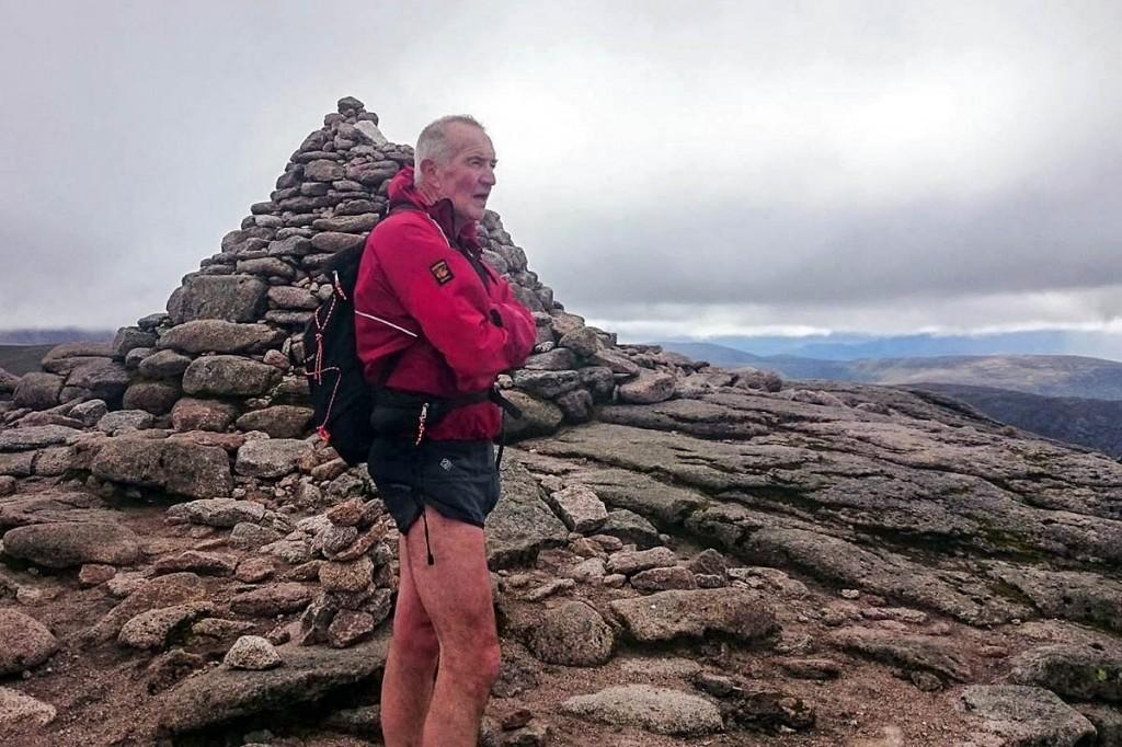 Missing hillruner Alexander Brett