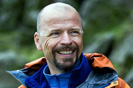 Andrew Denton, chief executive of the Outdoor Industries Association