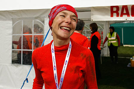 Anna Pichrtova set the fastest women's time in 2008