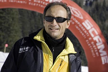 New chief executive Antonio Dus