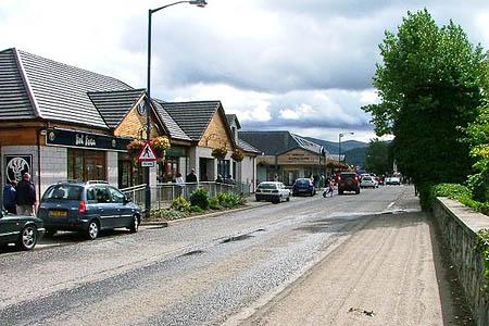 Aviemore, where Mr Kendall was last seen. Photo: Mick Garratt CC-BY-SA-2.0