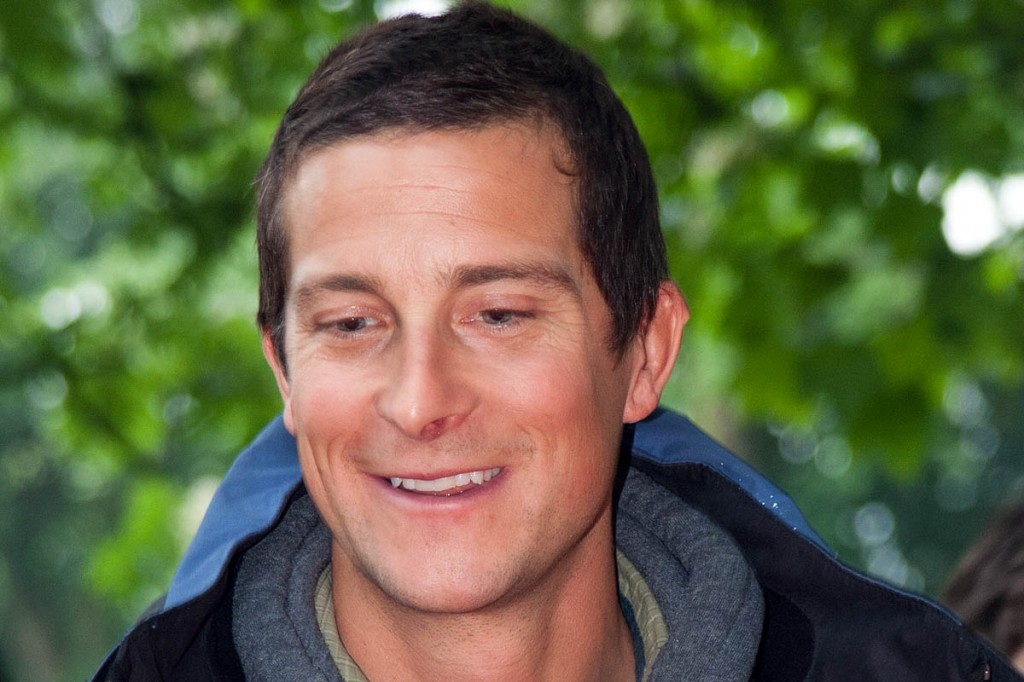 Bear Grylls is the UK's Chief Scout
