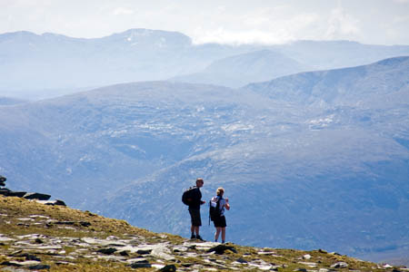 Ethically sound footwear may not be up to the job of hillwalking in the Highlands