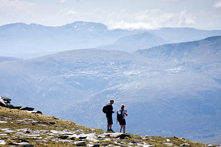 Chances for walkers to enjoy true wilderness are shrinking, the Ramblers say