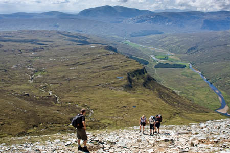 Scottish parliamentarians must resist moves to regulate mountain activities, the Ramblers said