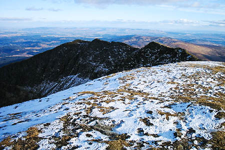 The four got lost on Ben Lomond. Photo: Ian Mitchell CC-BY-SA-2.0