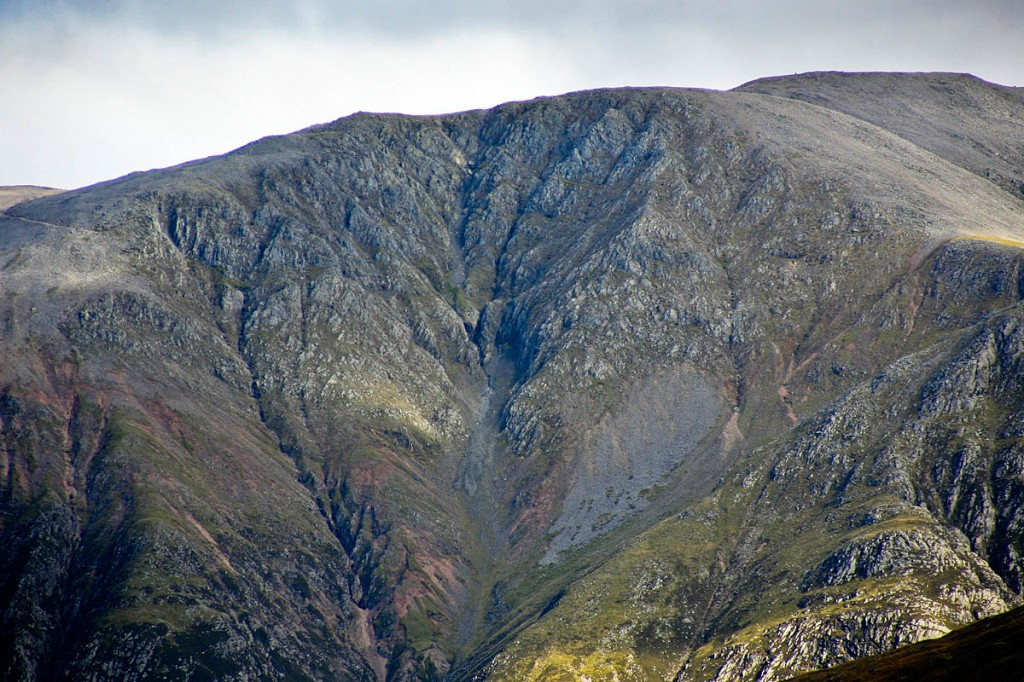 Guides have already collected bags of rubbish from Ben Nevis
