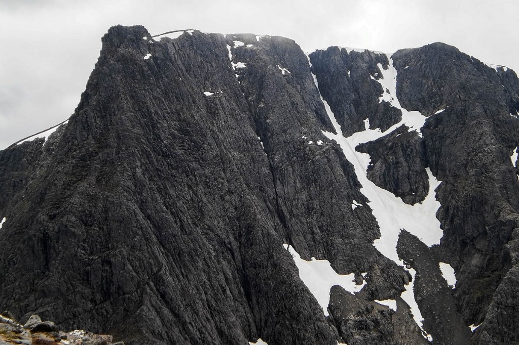 The Lochaber team accomplished an 'incredible' rescue on Ben Nevis's North Face. Photo: Peter CC-BY-SA-2.0