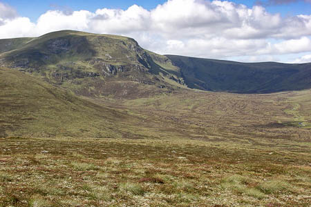 Ben Wyvis, from Meall na Speireig. Photo: Alasdair MacDonald CC-BY-SA-2.0