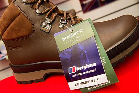337ad5cdcfaa grough — brasher boot name to disappper as Berghaus rebranding looms