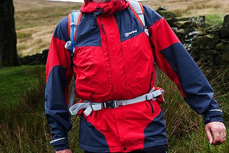 huge selection of 02f66 d2339 grough — On test: Berghaus Light Trek Hydroshell Jacket