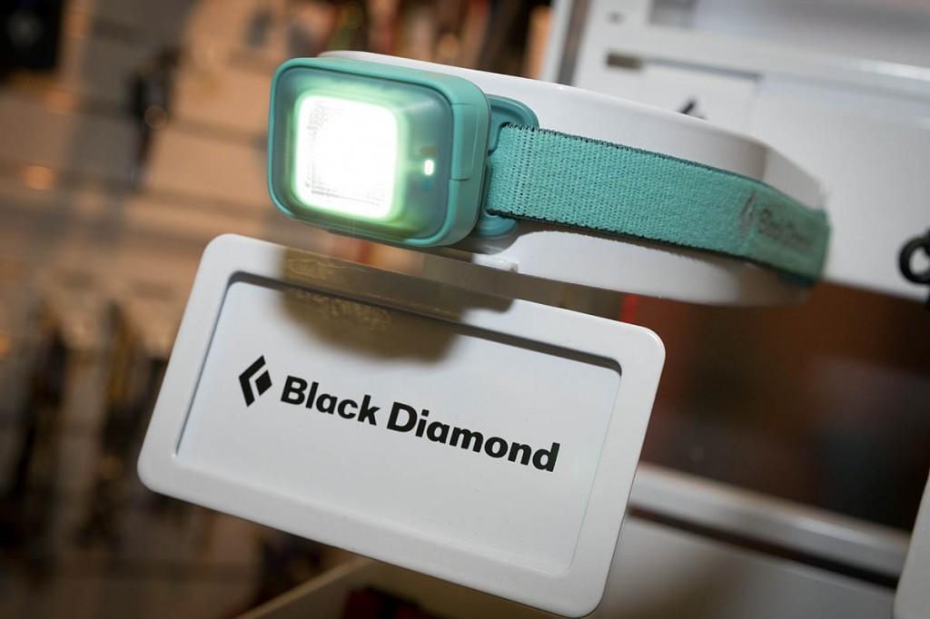 The Black Diamond Iota. Photo: Bob Smith/grough