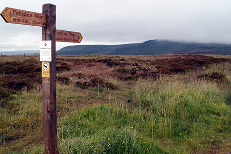 The walker was lost near Snake Summit on Bleaklow. Photo: John Fielding CC-BY-SA-2.0
