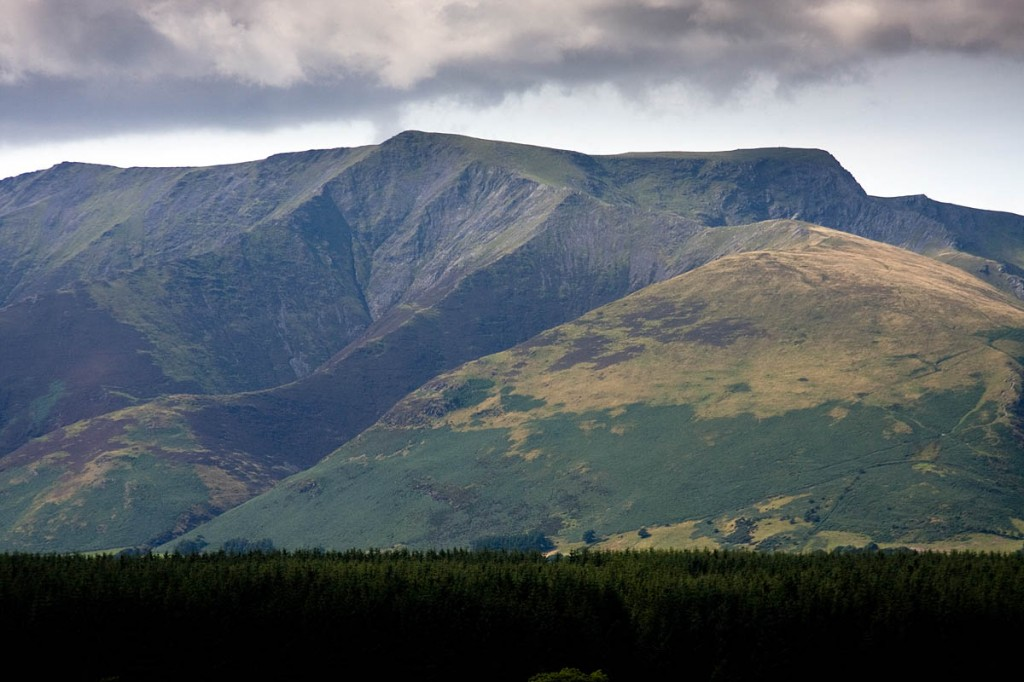Blencathra, subject of Abraham's second mountain film. Photo: Bob Smith/grough