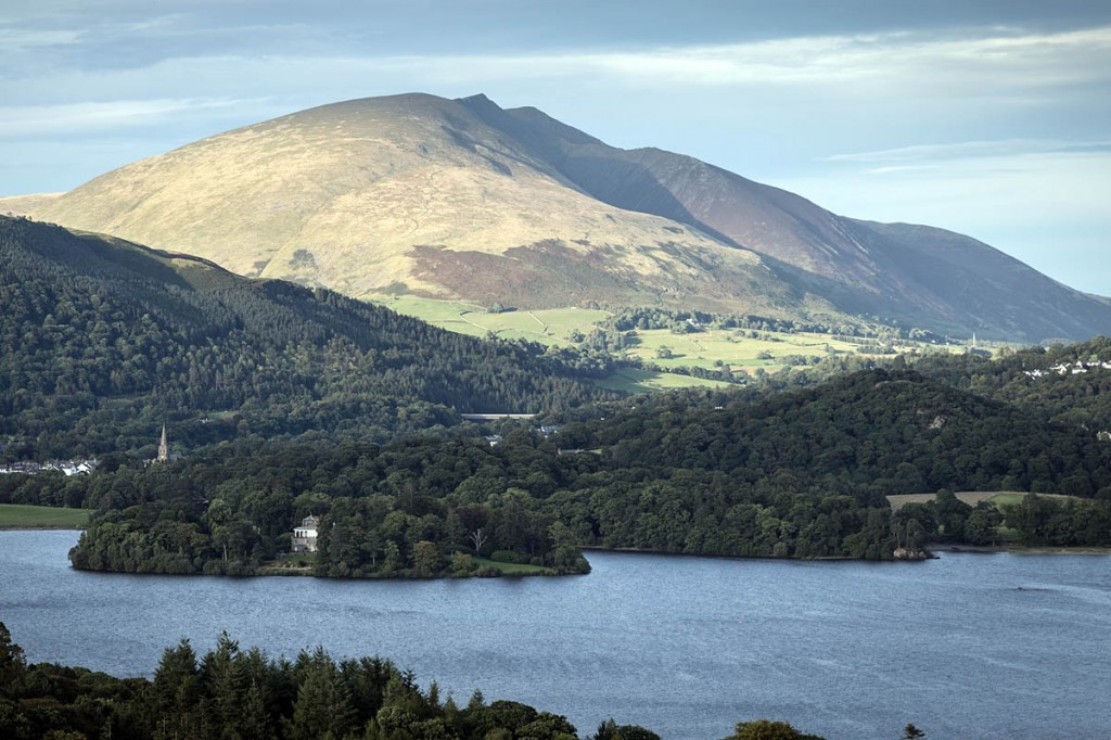 Blencathra, with Derwent Water and Keswick in the foreground. Photo: Bob Smith/grough