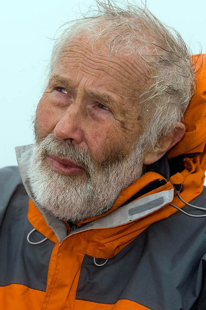 Sir Chris Bonington: 'We all need to play our part'. Photo: Bob Smith/grough