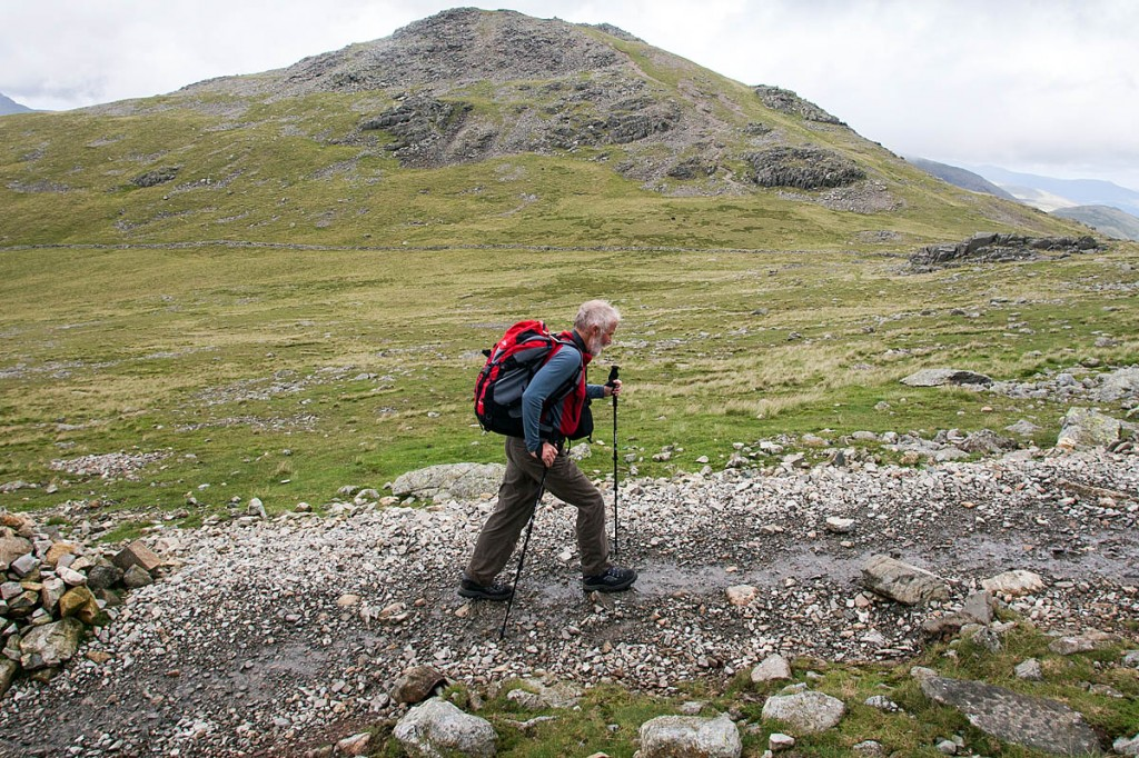 People can also walk the fells with Sir Chris Bonington