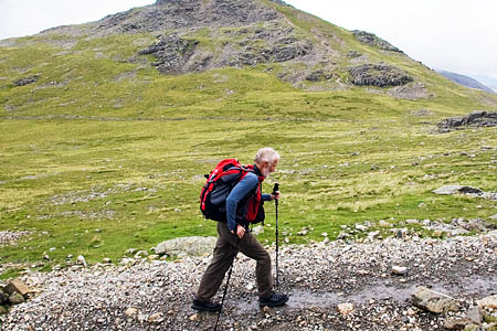Sir Chris Bonington will lead a celebratory Lakeland walk