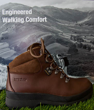 The brasher Hillmaster II GTX: modernising the product