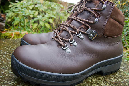 The brasher Hillmaster II GTX boots