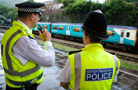 British Transport Police are appealing for information about the incident