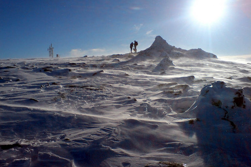 The couple were found close to the summit of Cairn Gorm. Photo: John S Ross CC-BY-SA-2.0