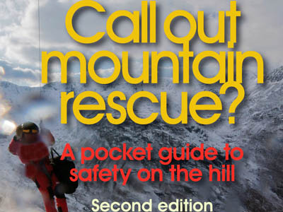 Call Out Mountain Rescue? has been revised and republished