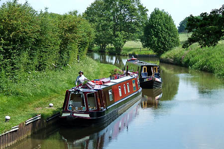 The Canal & River Trust will get more than £1bn of Government cash. Photo: Roger Kidd CC-BY-SA-2.0