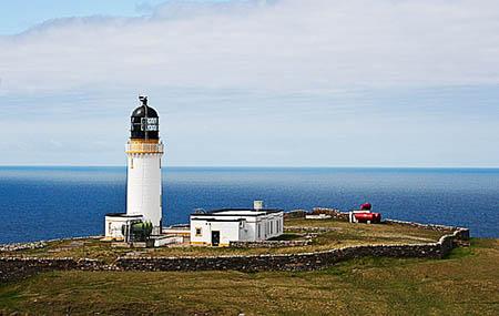 Cape Wrath. Photo: Anne Burgess CC-BY-SA-2.0