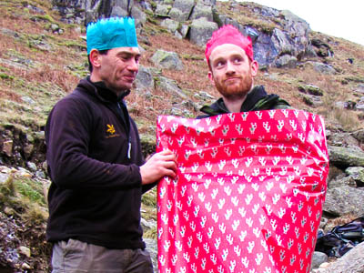 All wrapped up: Fix the Fells workers dream of Chrismtmas gifts