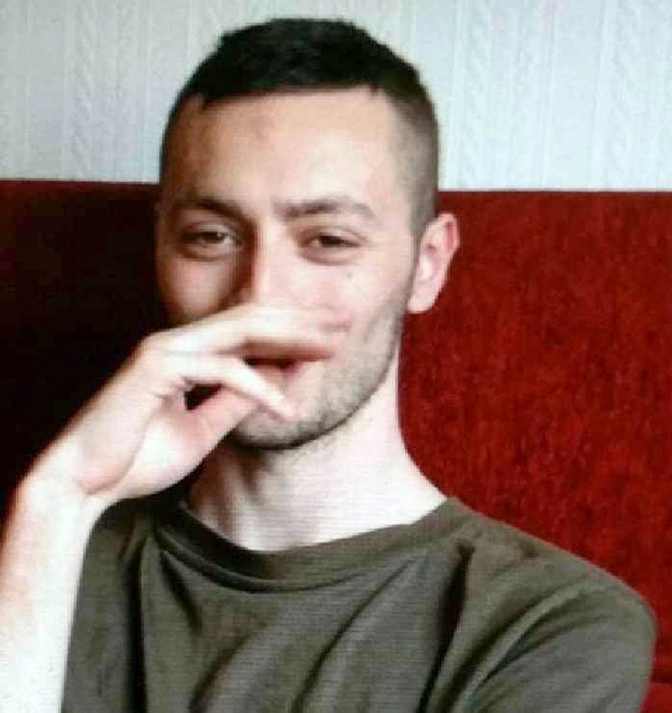 Christopher Green has been reported missing again