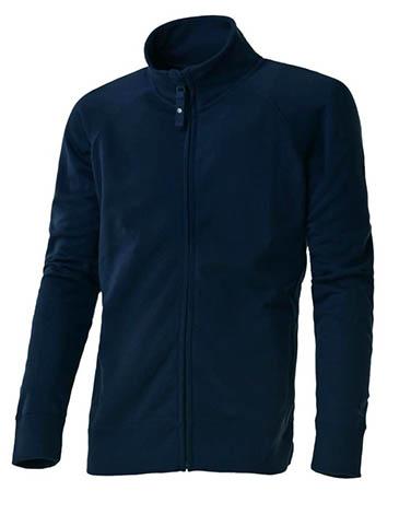 The Climescape Mock Neck Fleece Jacket
