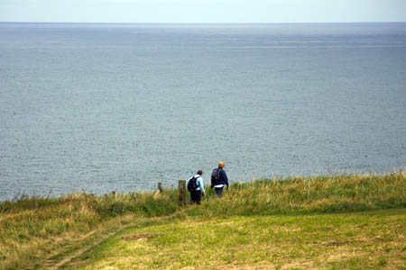 Walkers will gain access to almost half the English coast which has no right of way