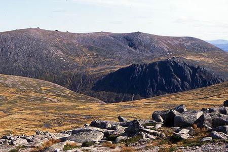 Coire Raibert, where the walker was found. Photo: Nigel Brown CC-BY-SA-2.0