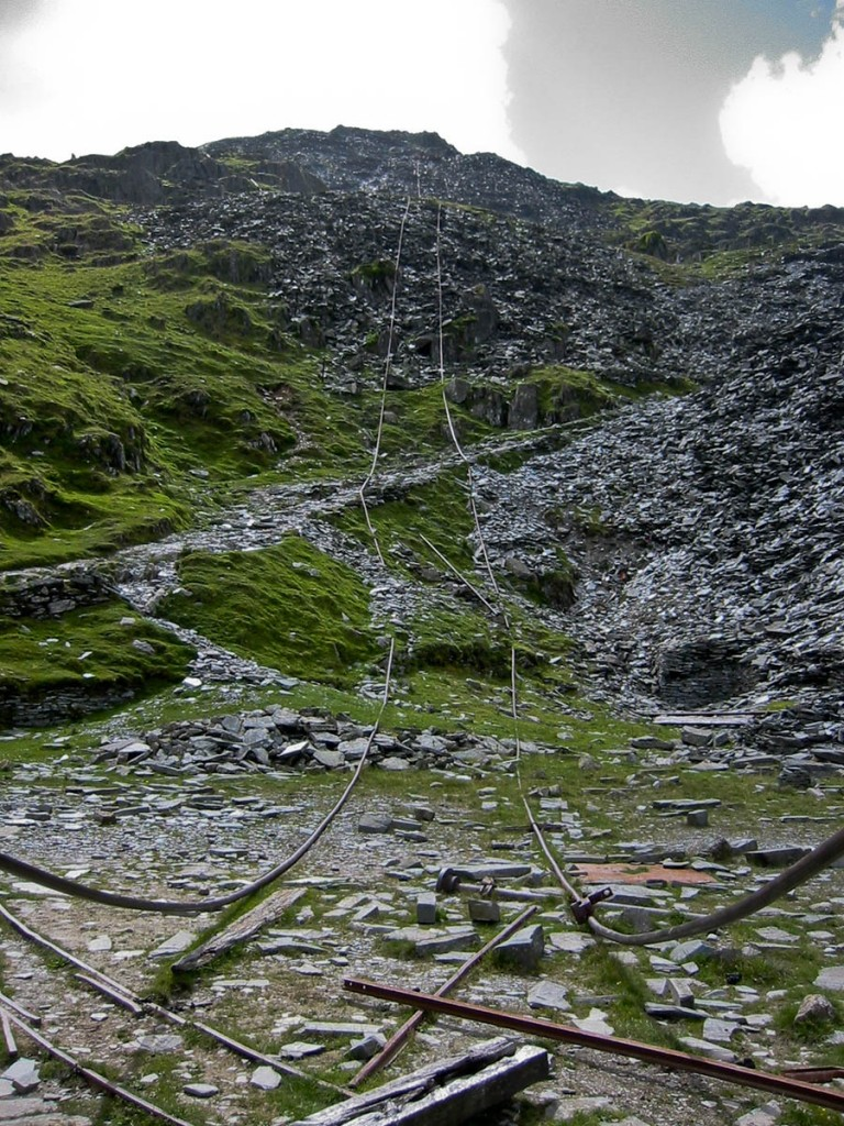 The Old Man of Coniston's mines can be dangerous