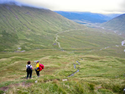 Walkers on Scotland's hills need navigation skills, says the MCofS