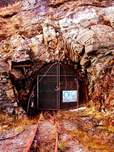The Cononish gold mine. Photo: Helen Wilkinson CC-BY-SA-2.0