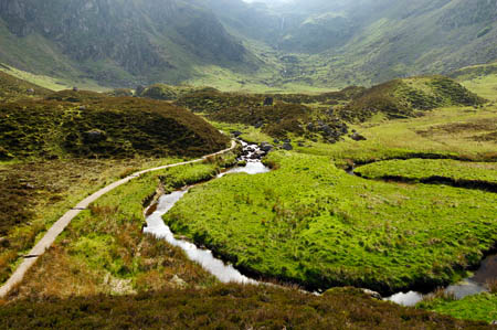 Corrie Fee. Photo: Lorne Gill/Scottish Natural Heritage