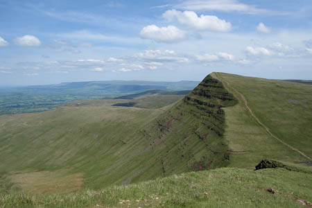 Cribyn. Photo: afcone CC-BY-ND-2.0