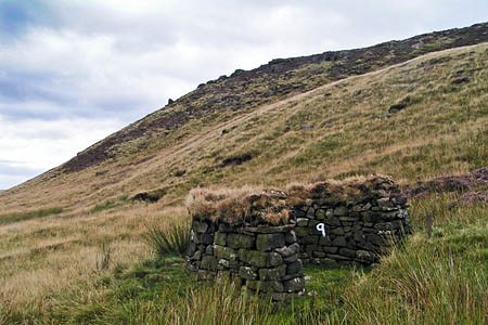 Crookstone Knoll, Kinder Scout. Photo: Dave Dunford CC-BY-SA-2.0
