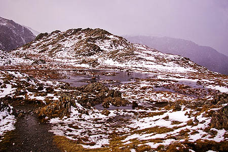 The rescue team accompanied the walkers to Dalehead Tarn. Photo: Ian Capper CC-BY-SA-2.0