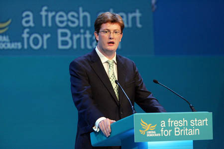 Danny Alexander: 'spending black hole'. Photo: Dave Radcliffe CC-BY-ND-2.0