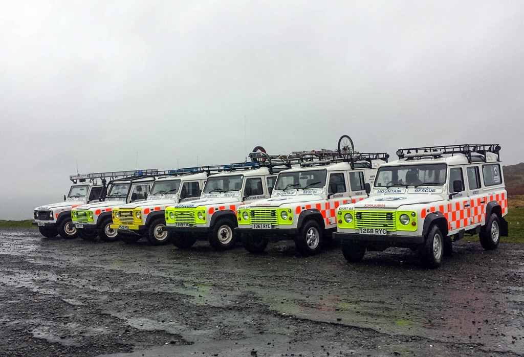 The Dartmoor Rescue Groups fleet has grown thanks to the donation