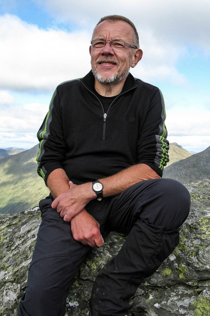 David Gibson: 'exciting challenge for climbers'
