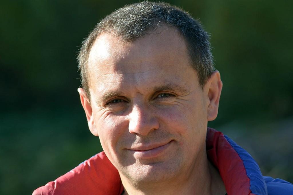 David Balharry, Rewilding Britain's Scotland director