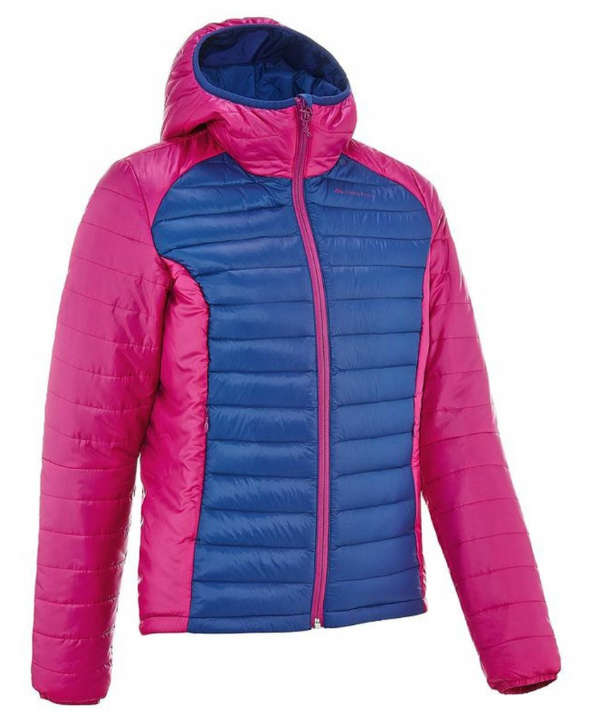 The women's version of the Decathlon X-Light Down Jacket