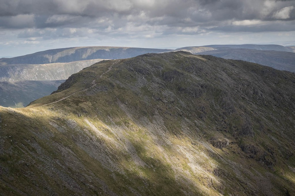 The man fell while walking on Dove Crag. Photo: Bob Smith/grough