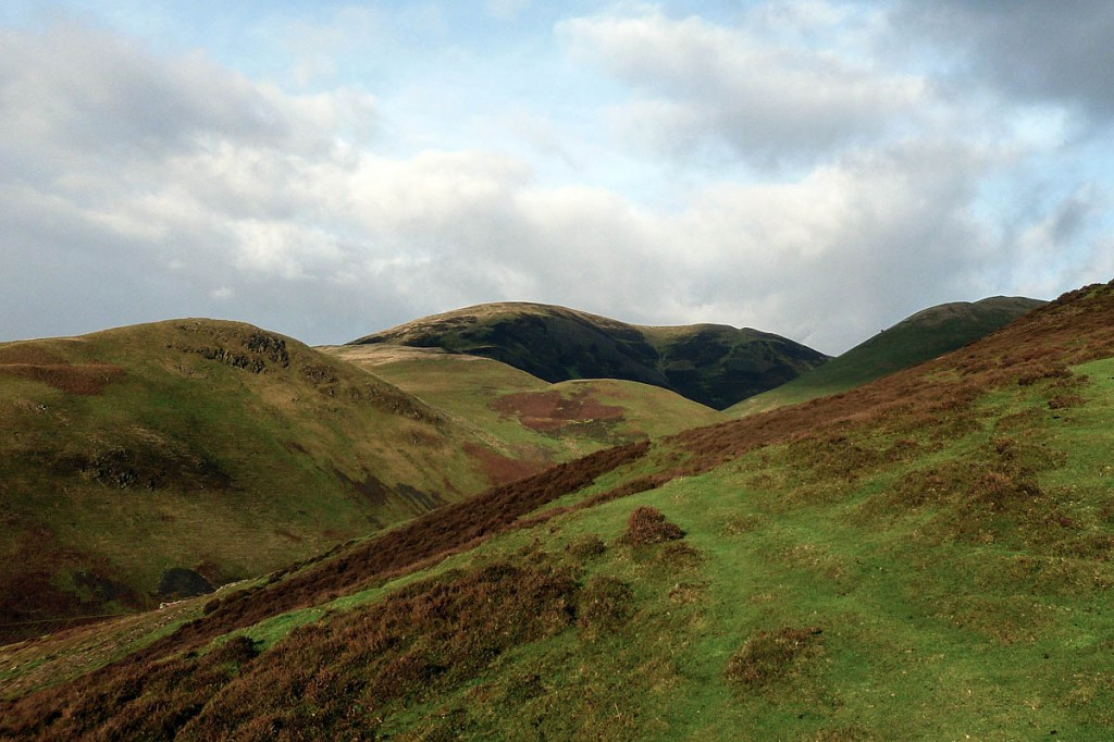 The walkers were airlifted from the hills near Durisdeer in Dumfries and Galloway. Photo: Alan O'Dowd CC-BY-SA-2.0