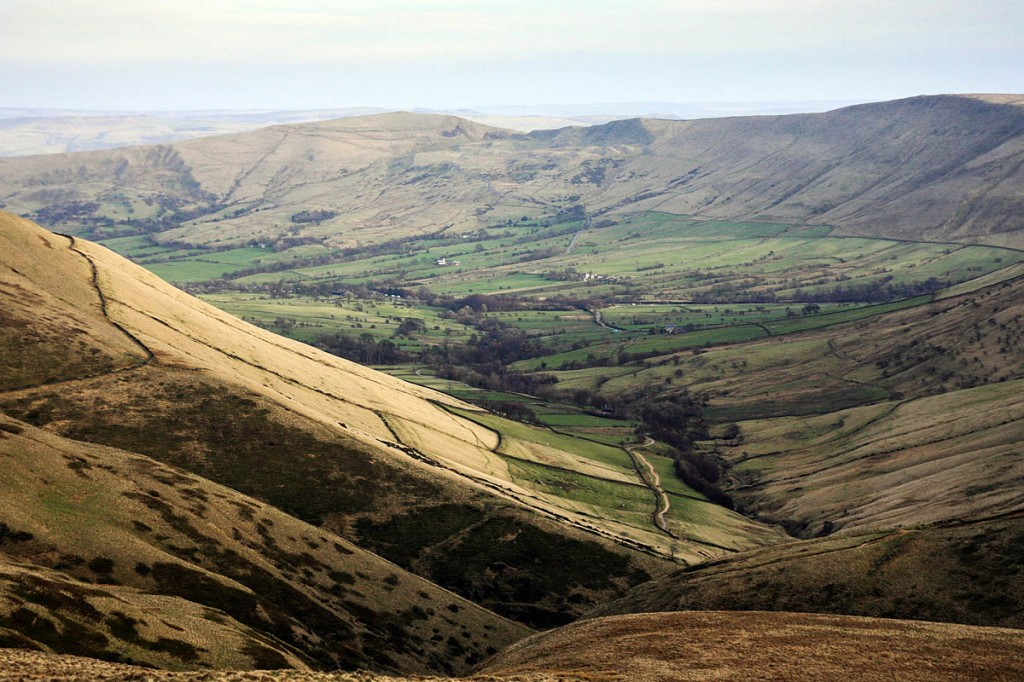 The Peak District has had its government grant cut severely