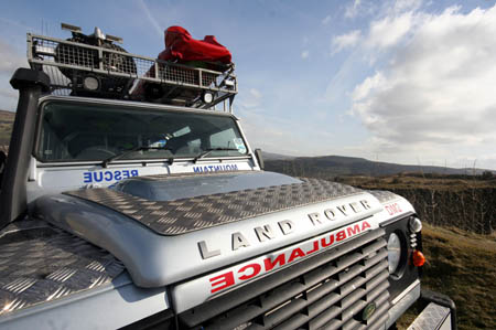 The Edale MRT was called to three incidents in 19 hours